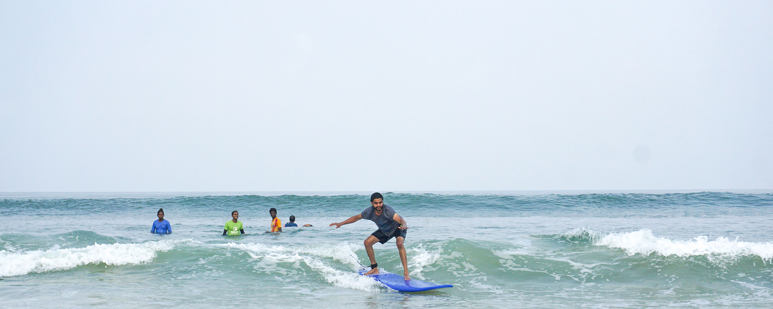 Surfing for Beginners in Andaman and Nicobar Islands